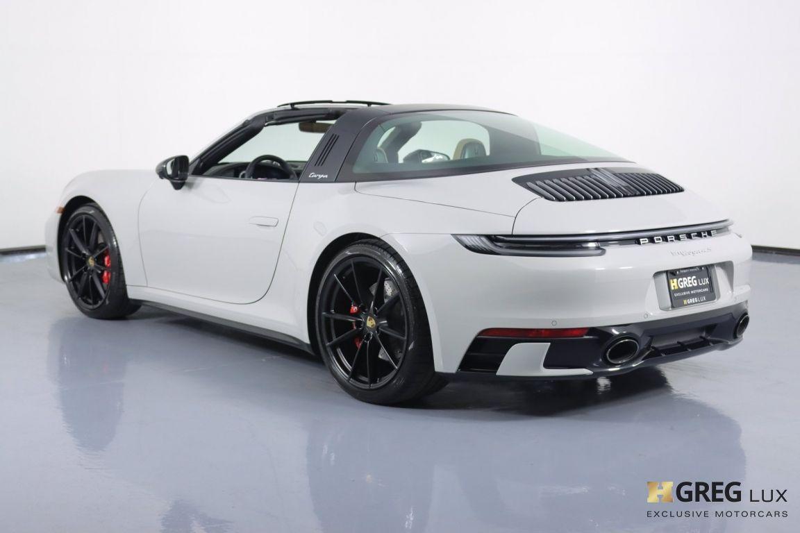 2021 Porsche 911 Targa 4S #21