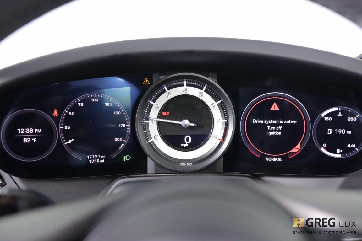 2021 Porsche 911 Targa 4S #50