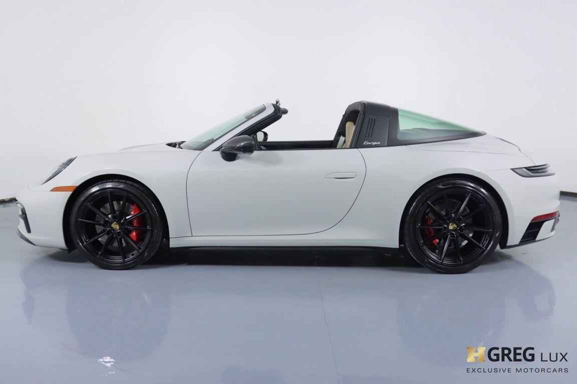 2021 Porsche 911 Targa 4S #22
