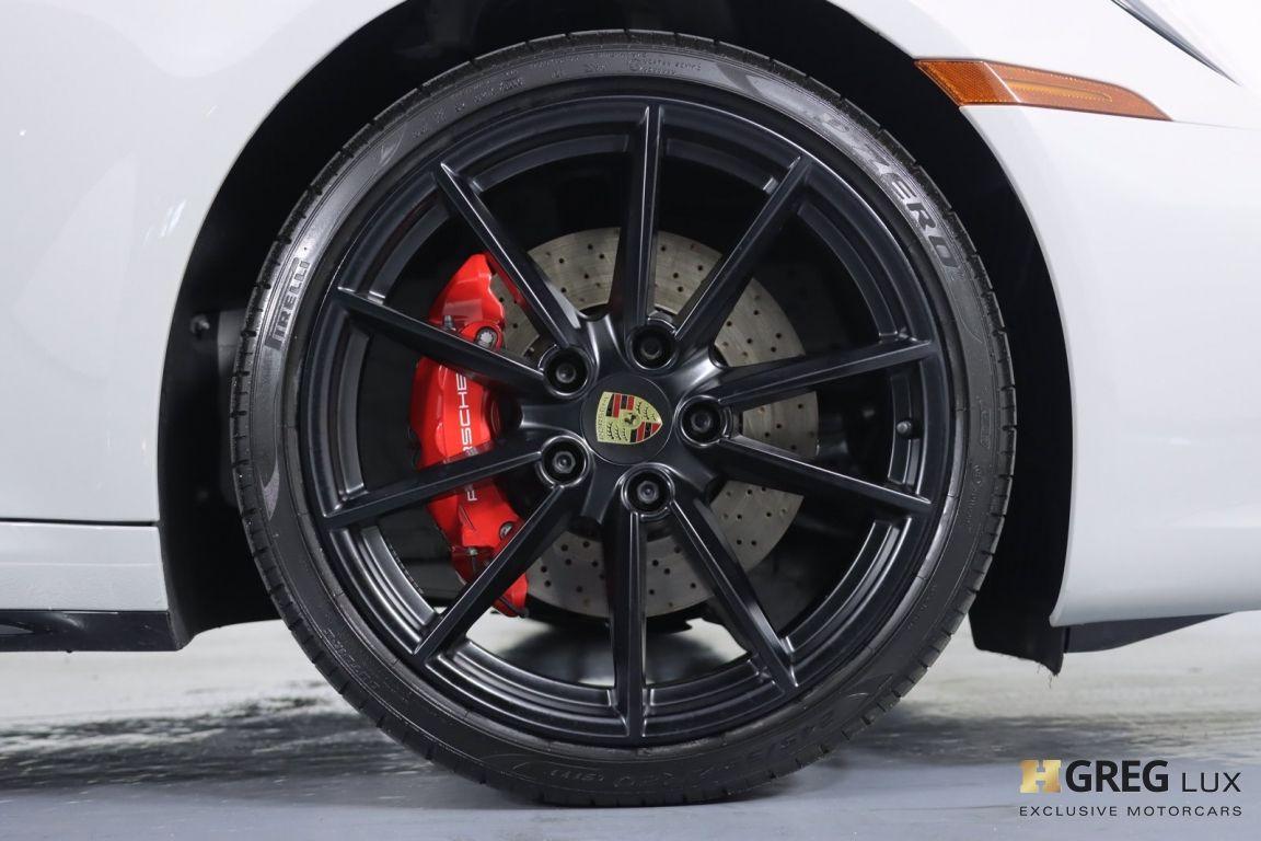 2021 Porsche 911 Targa 4S #13