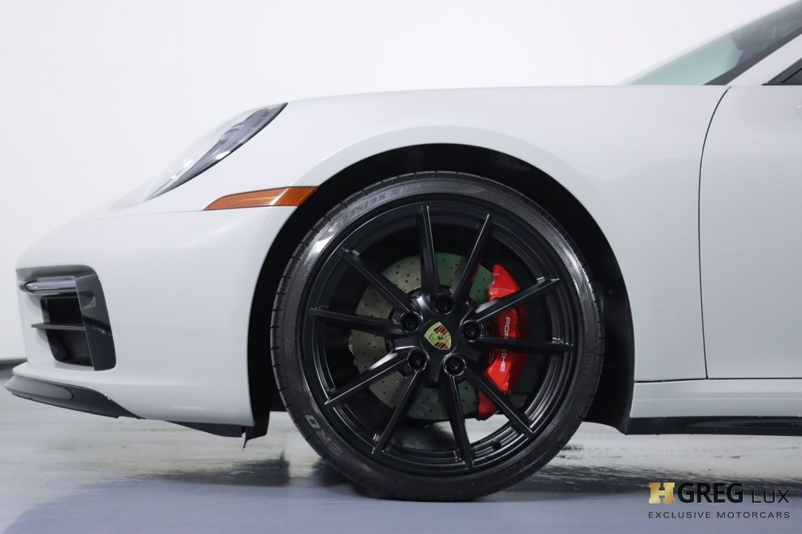 2021 Porsche 911 Targa 4S #23