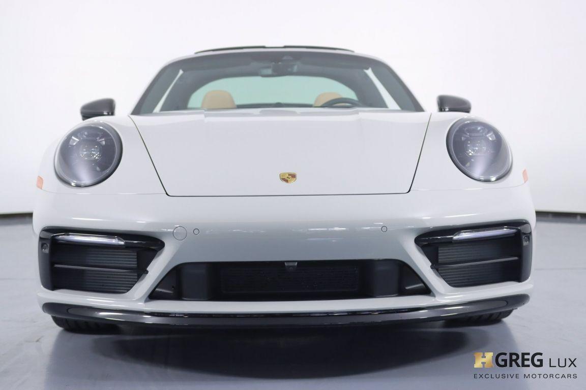2021 Porsche 911 Targa 4S #4