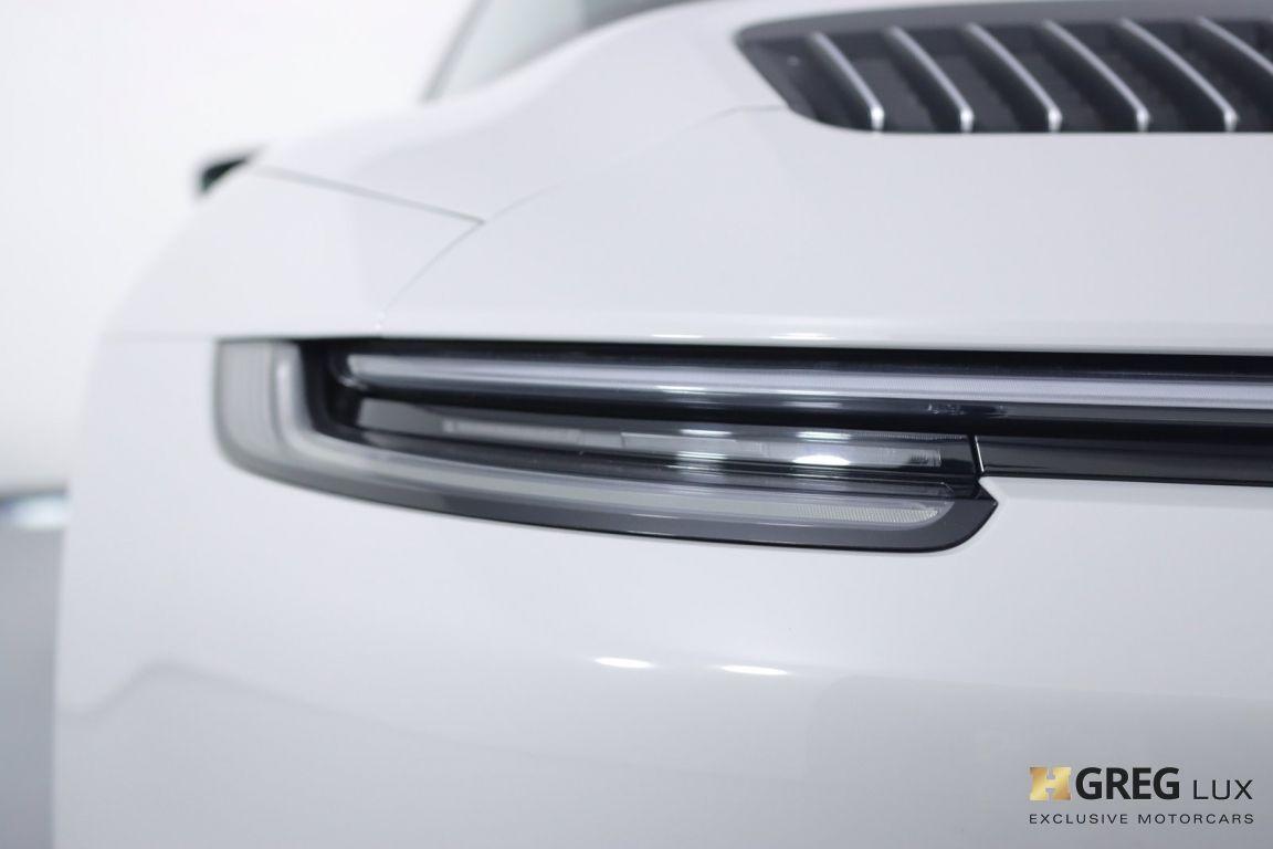 2021 Porsche 911 Targa 4S #18