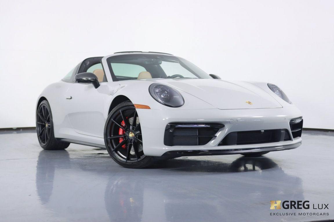 2021 Porsche 911 Targa 4S #28