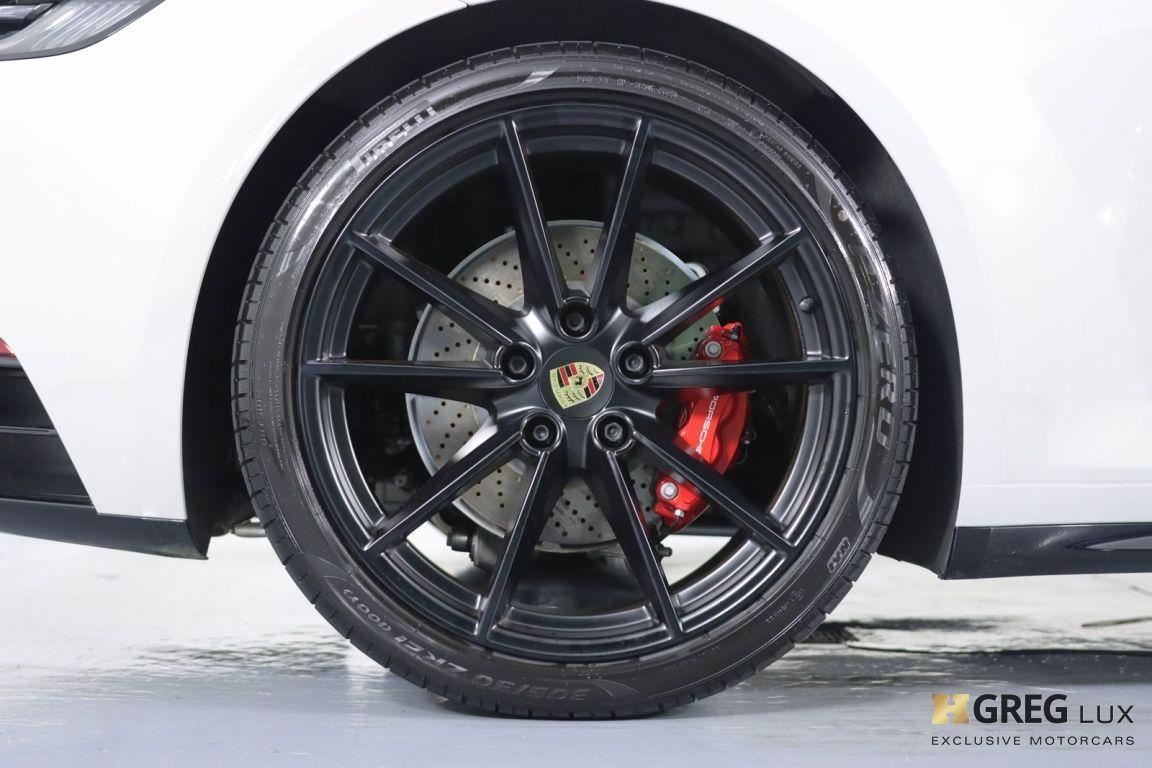 2021 Porsche 911 Targa 4S #15