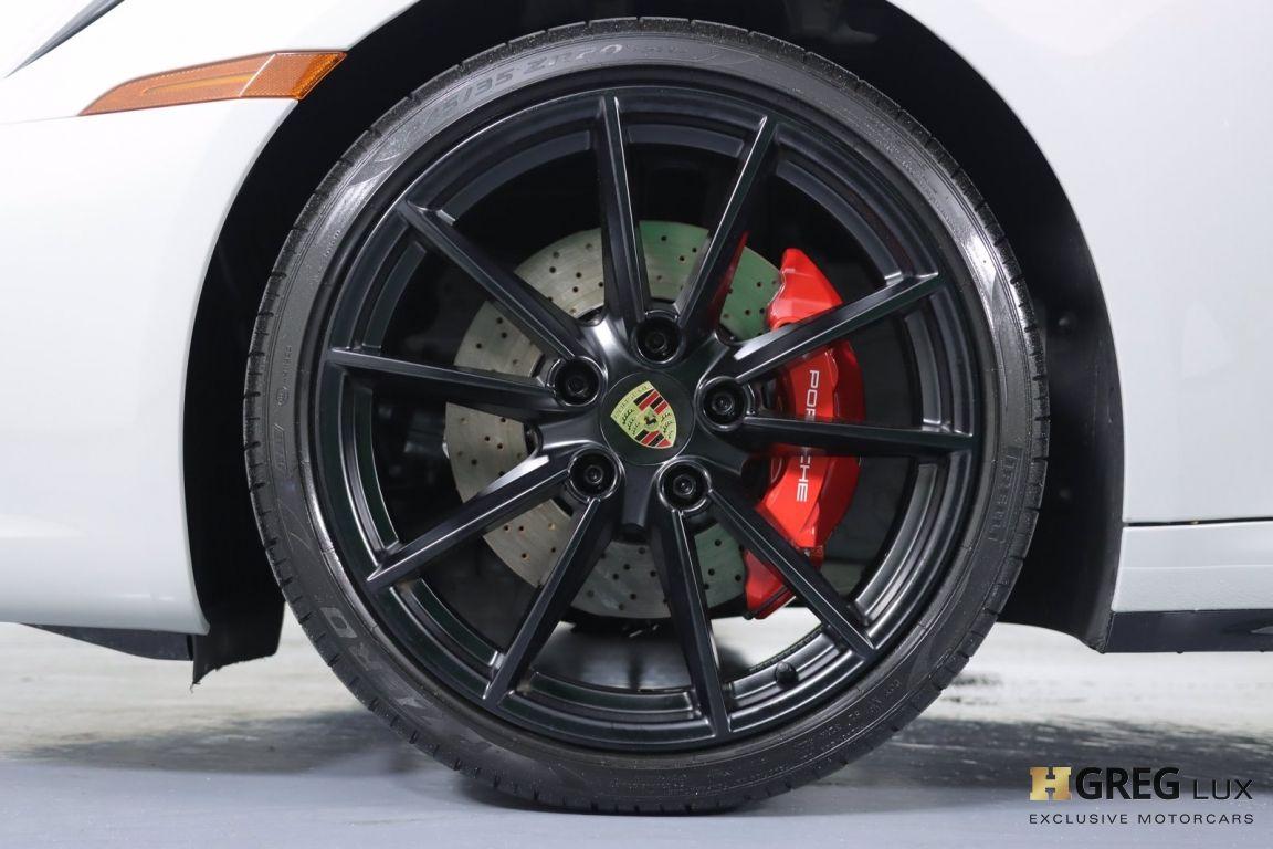 2021 Porsche 911 Targa 4S #24