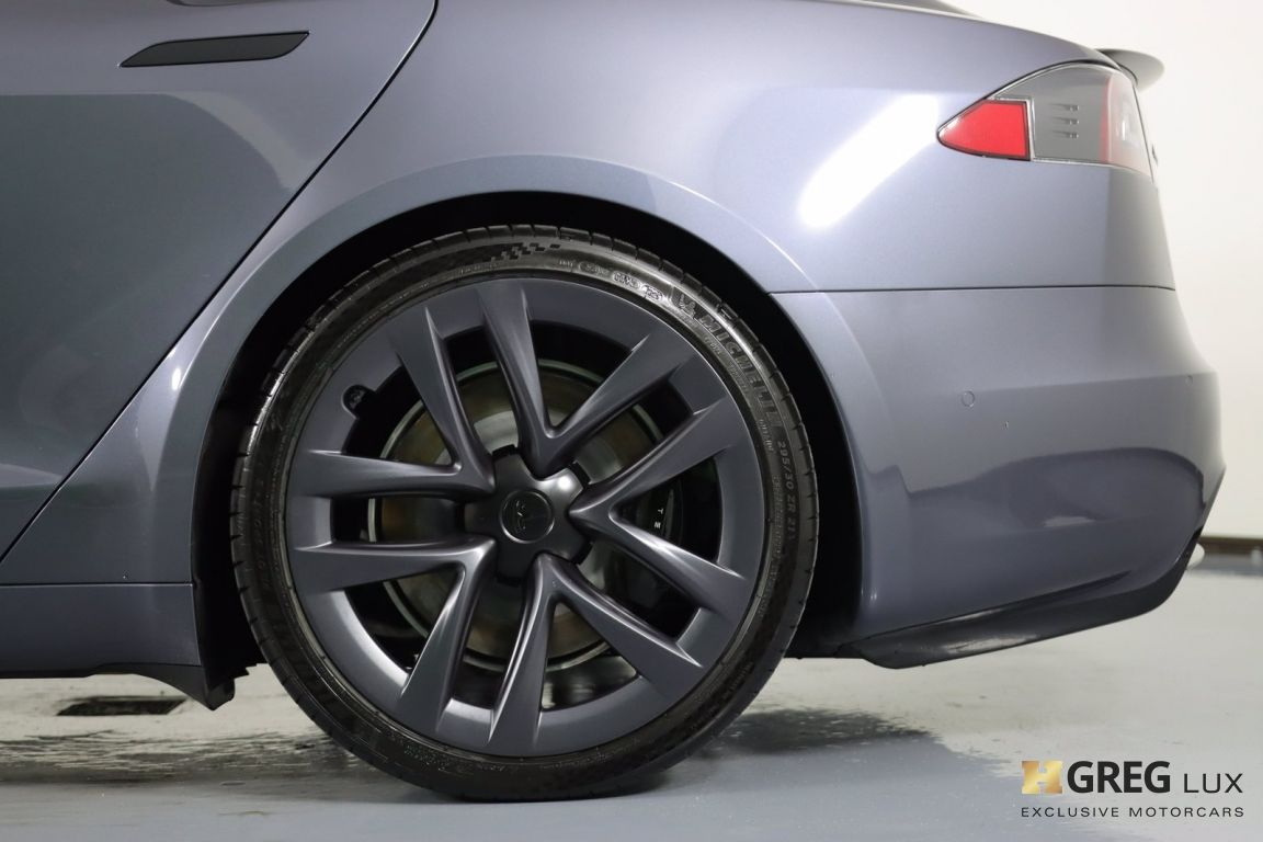 2021 Tesla Model S Plaid #25