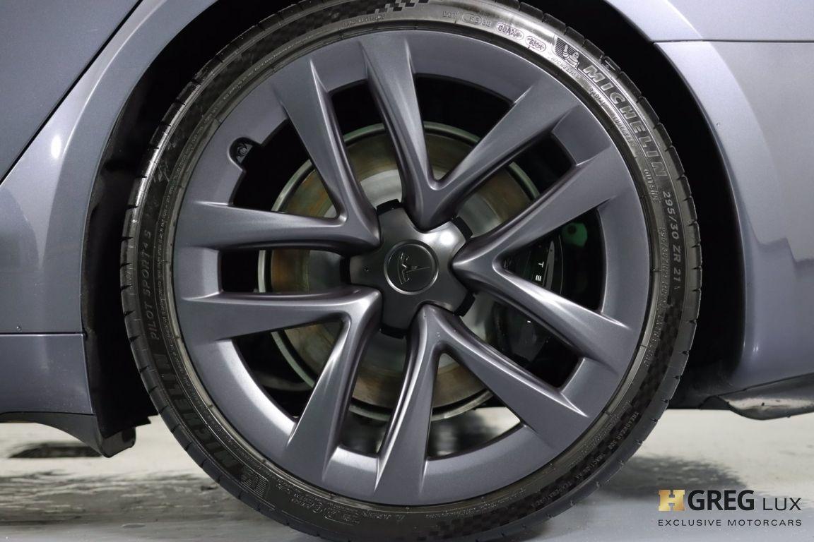 2021 Tesla Model S Plaid #26