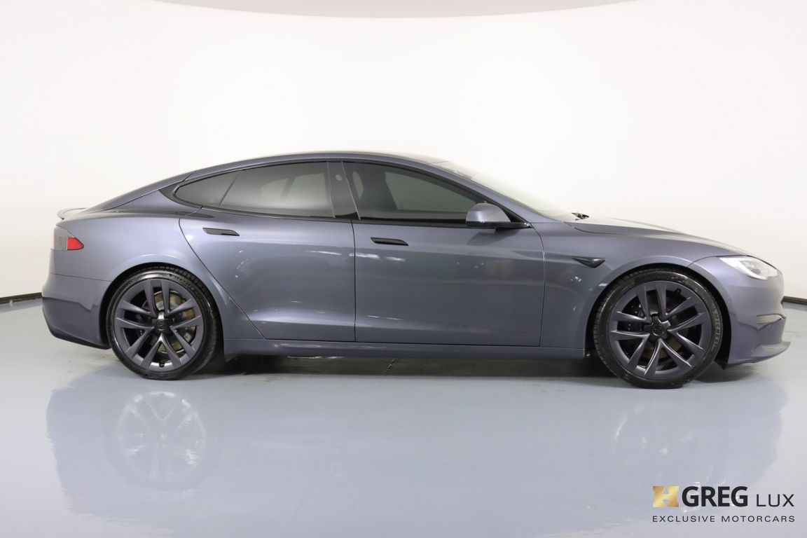2021 Tesla Model S Plaid #10