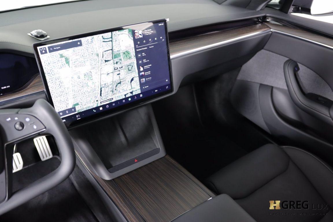 2021 Tesla Model S Plaid #40