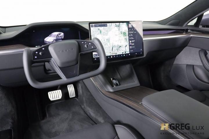 2021 Tesla Model S Plaid #1