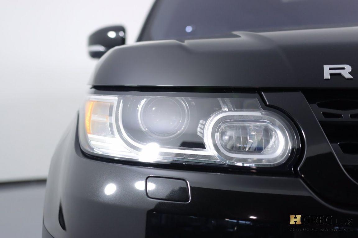 2016 Land Rover Range Rover Sport Autobiography #4