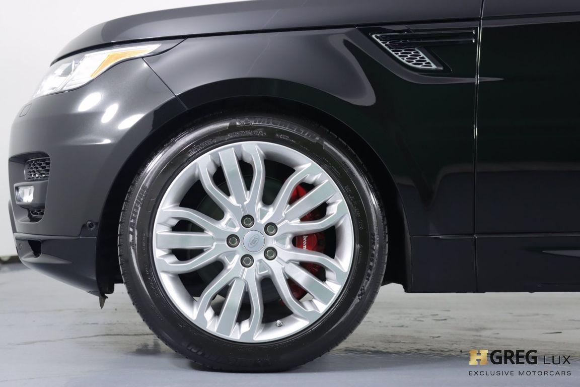 2016 Land Rover Range Rover Sport Autobiography #23