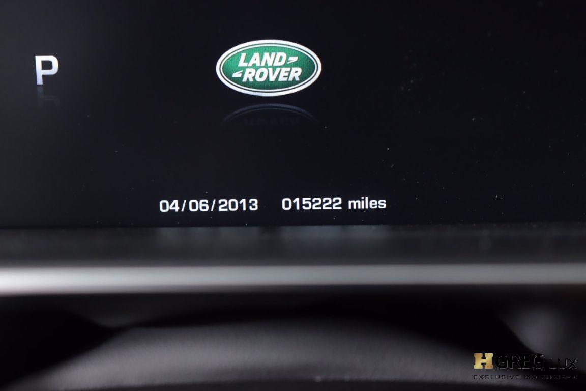 2016 Land Rover Range Rover Sport Autobiography #47