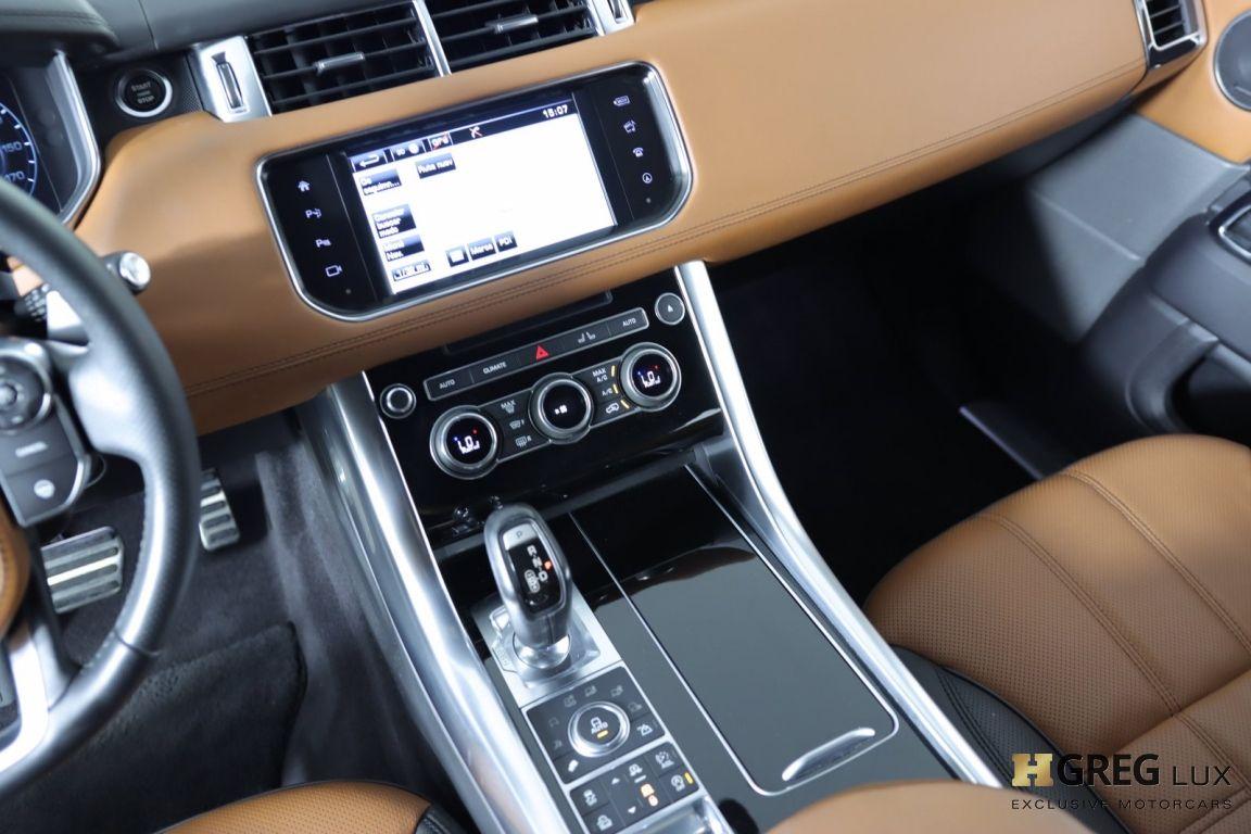 2016 Land Rover Range Rover Sport Autobiography #41