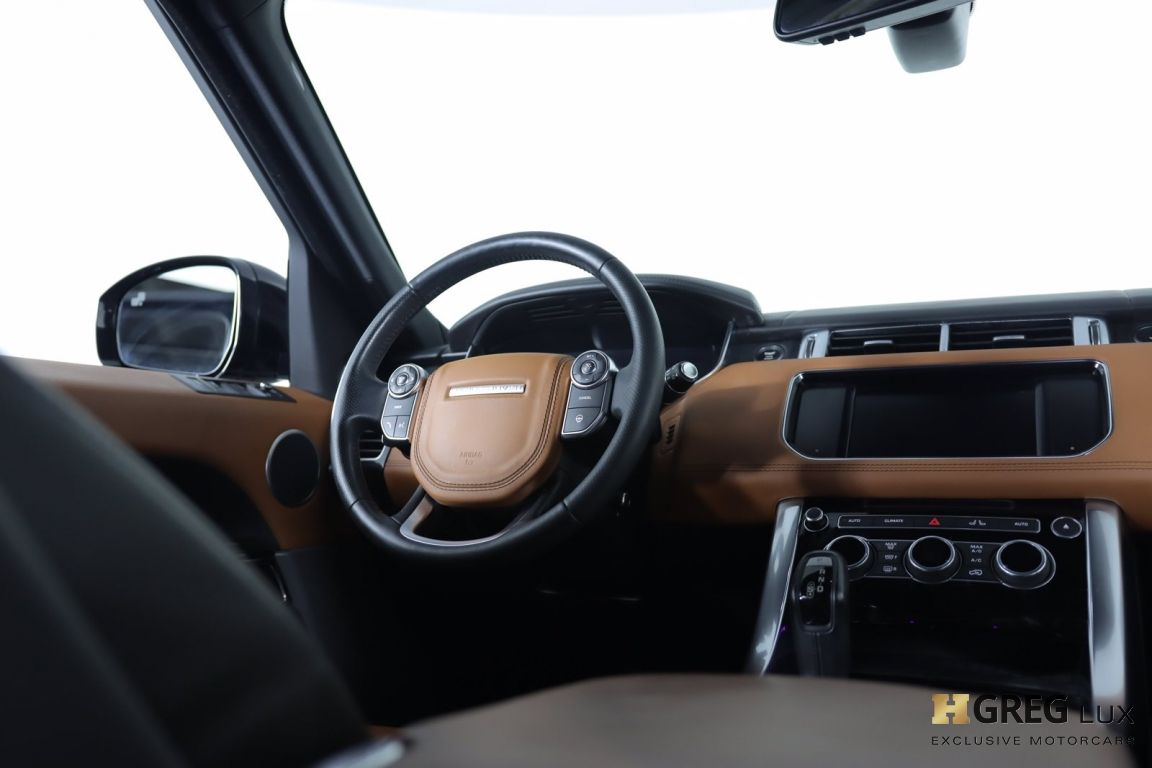2016 Land Rover Range Rover Sport Autobiography #48