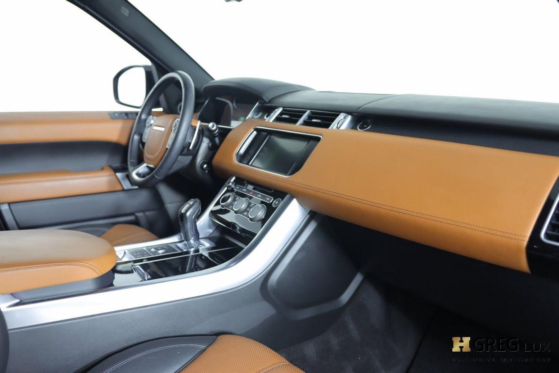 2016 Land Rover Range Rover Sport Autobiography #29
