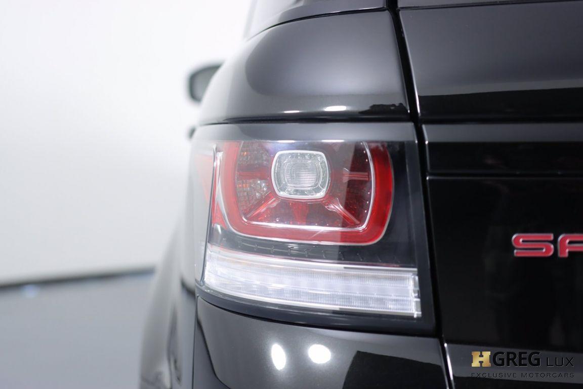 2016 Land Rover Range Rover Sport Autobiography #18