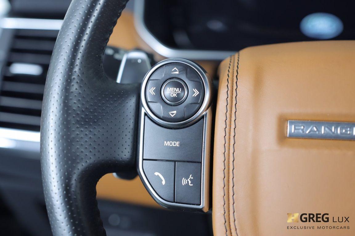 2016 Land Rover Range Rover Sport Autobiography #50