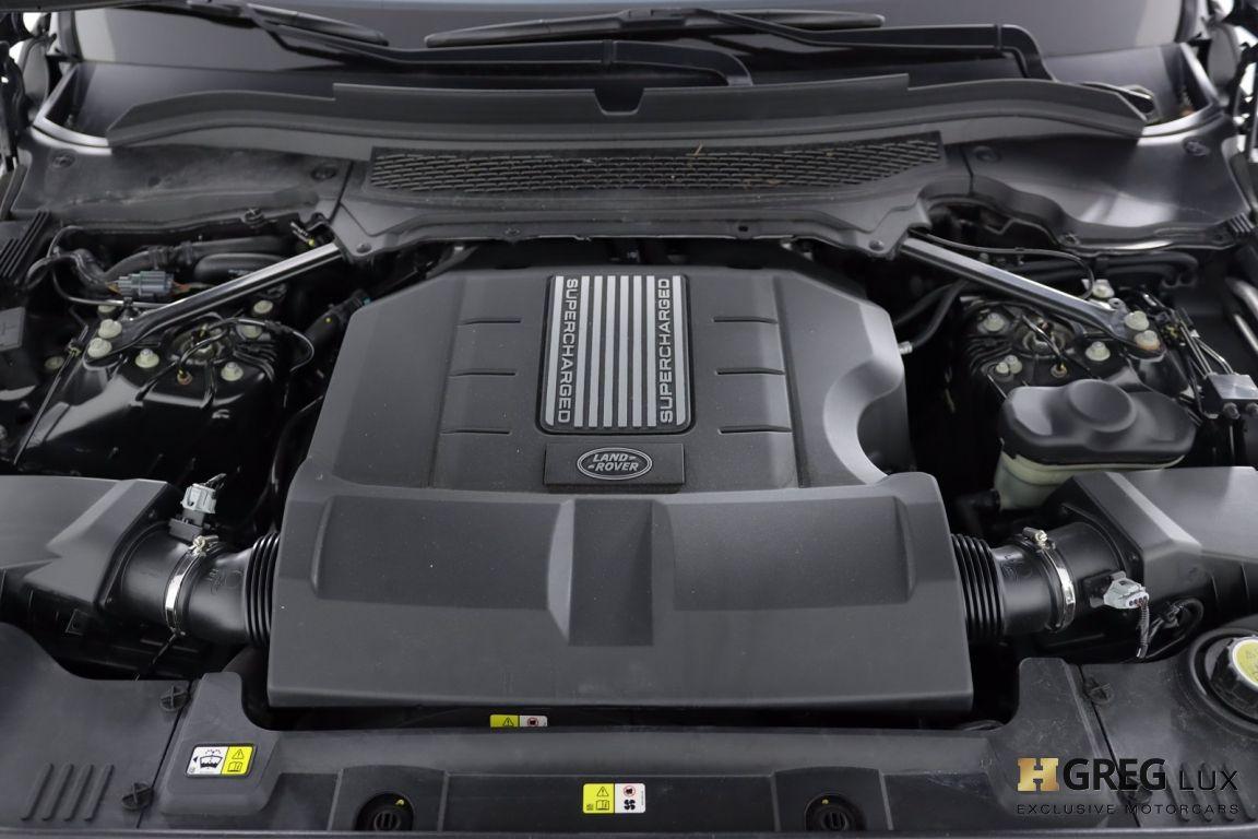 2016 Land Rover Range Rover Sport Autobiography #54