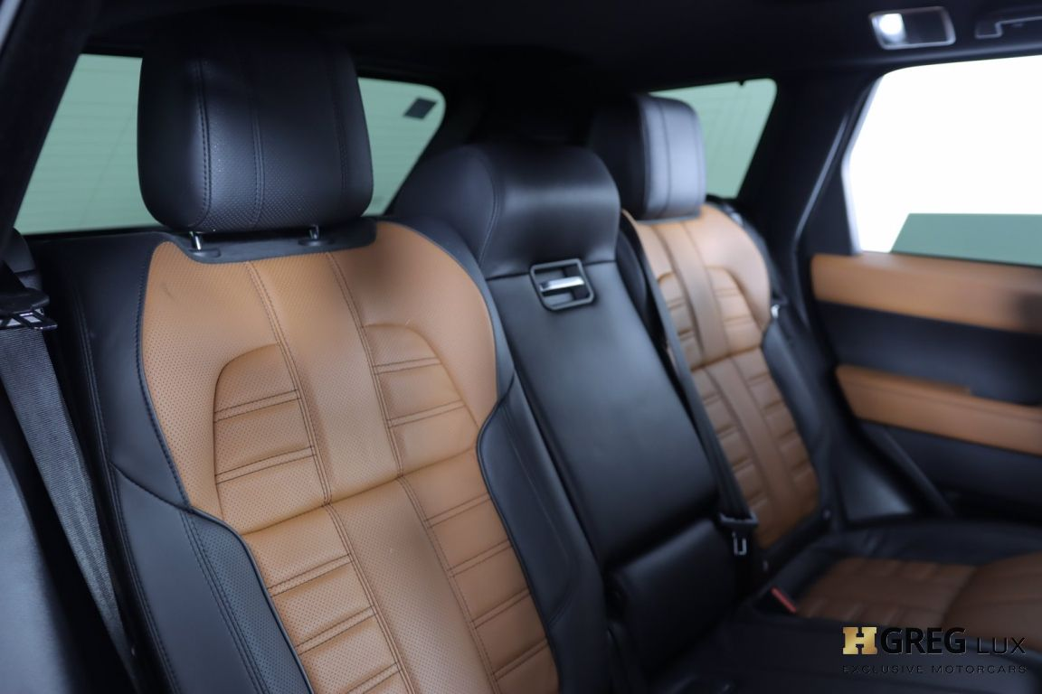2016 Land Rover Range Rover Sport Autobiography #35