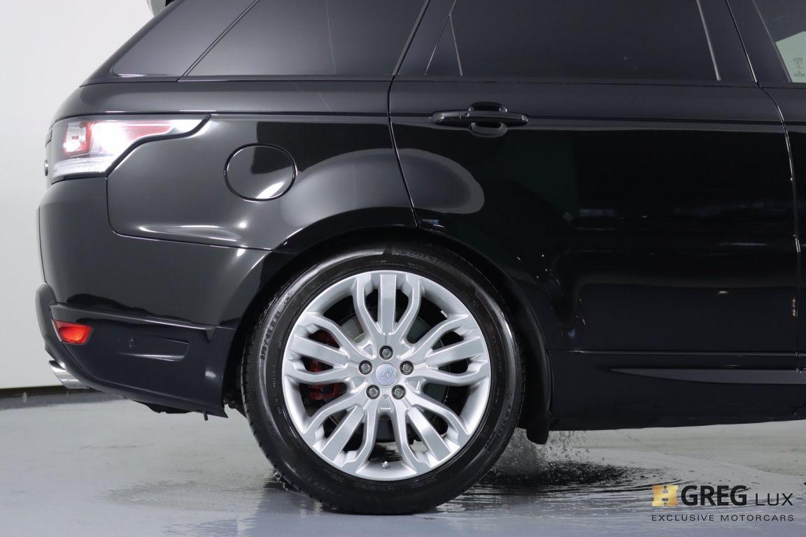 2016 Land Rover Range Rover Sport Autobiography #13