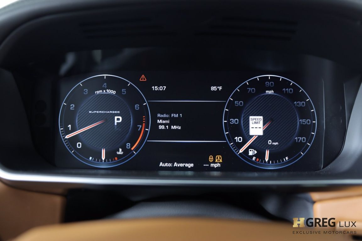 2016 Land Rover Range Rover Sport Autobiography #46