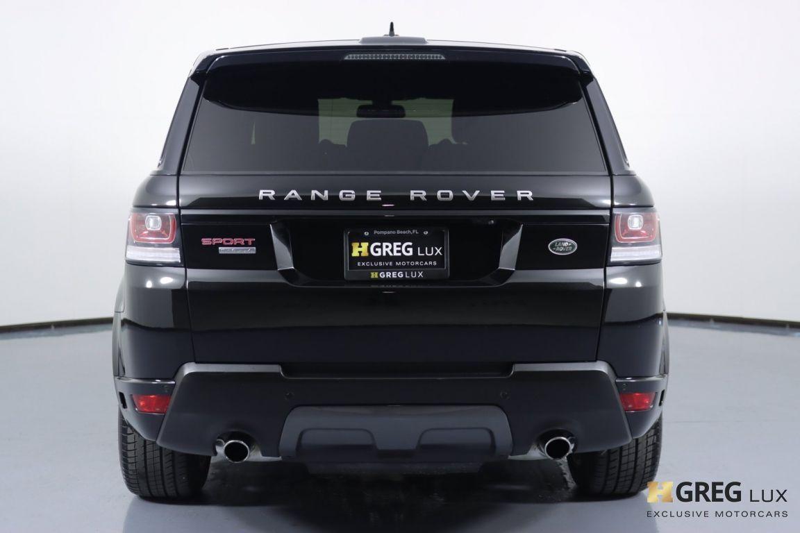 2016 Land Rover Range Rover Sport Autobiography #17