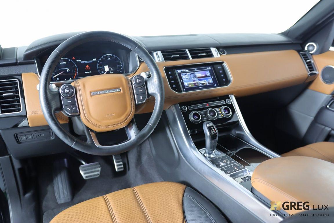 2016 Land Rover Range Rover Sport Autobiography #1