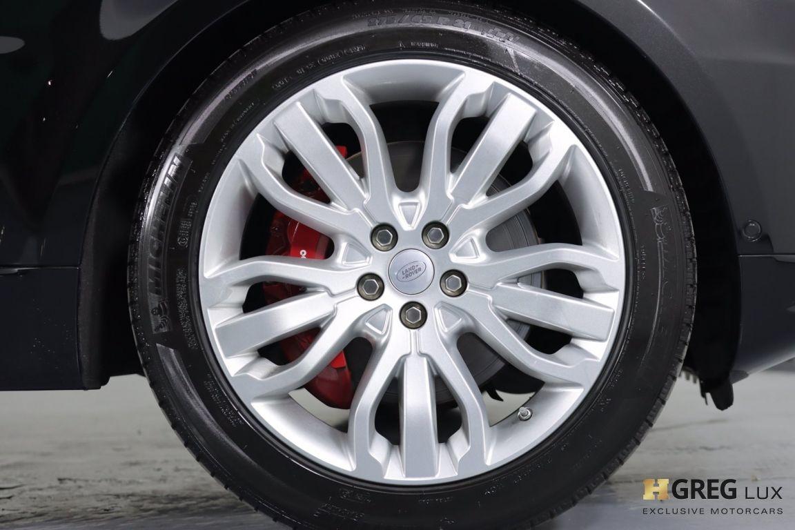 2016 Land Rover Range Rover Sport Autobiography #12
