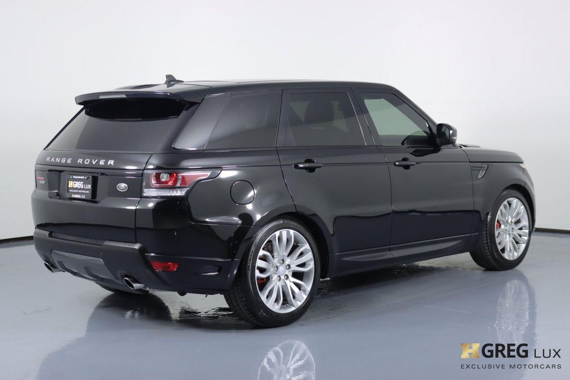 2016 Land Rover Range Rover Sport Autobiography #16