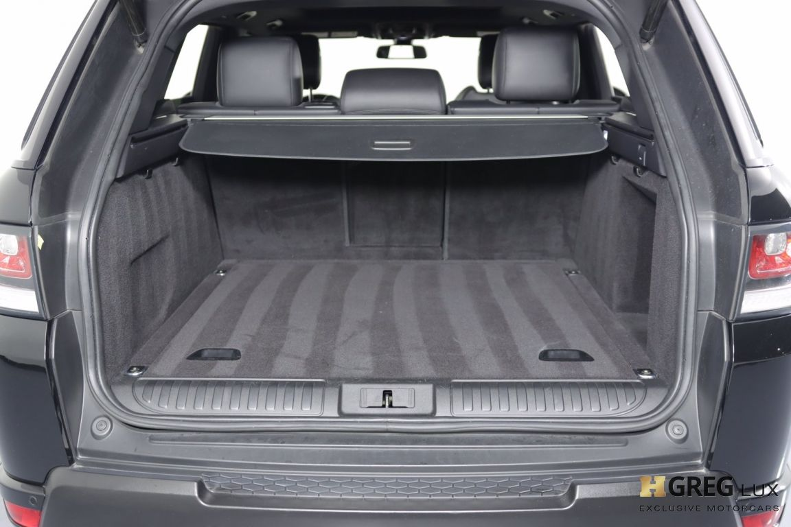 2016 Land Rover Range Rover Sport Autobiography #53
