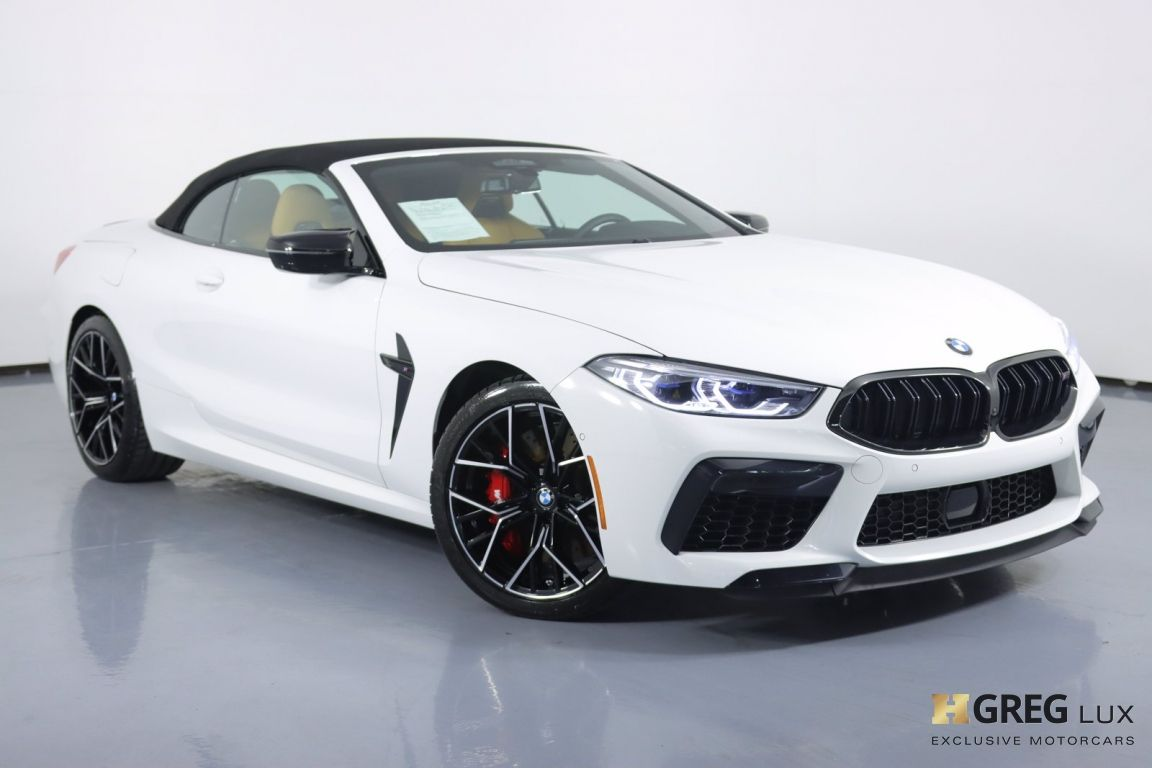 2022 BMW M8 Competition #3
