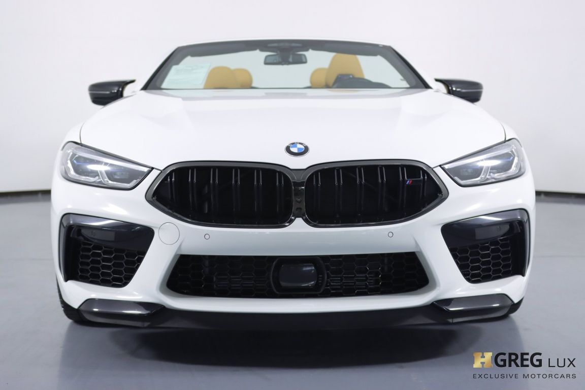 2022 BMW M8 Competition #4