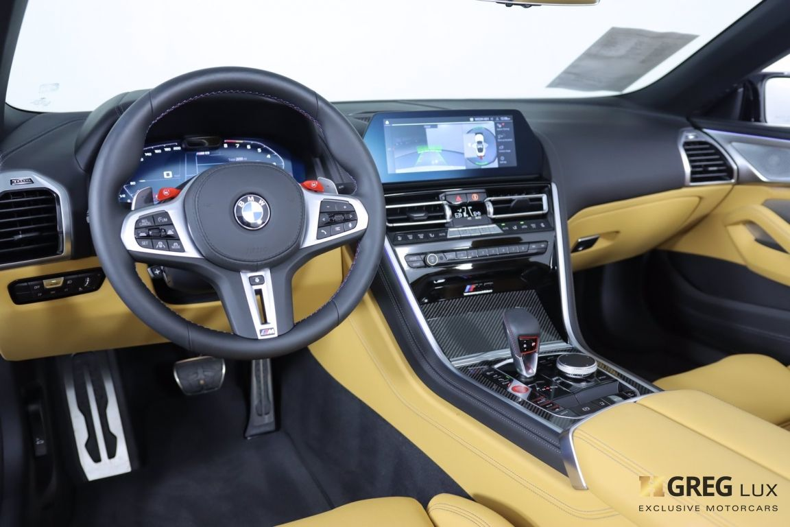 2022 BMW M8 Competition #1