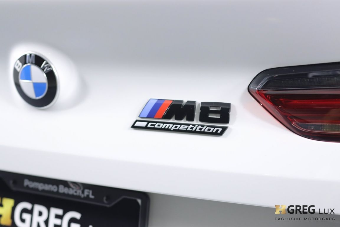 2022 BMW M8 Competition #20