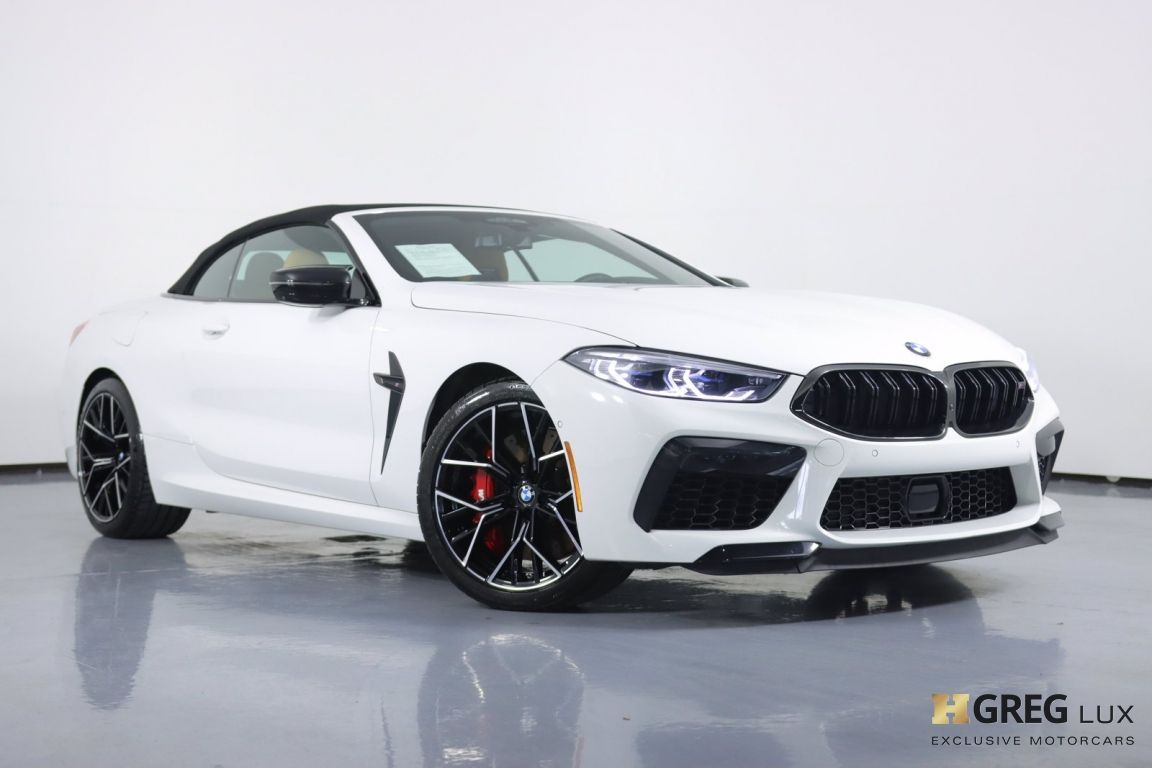 2022 BMW M8 Competition #30