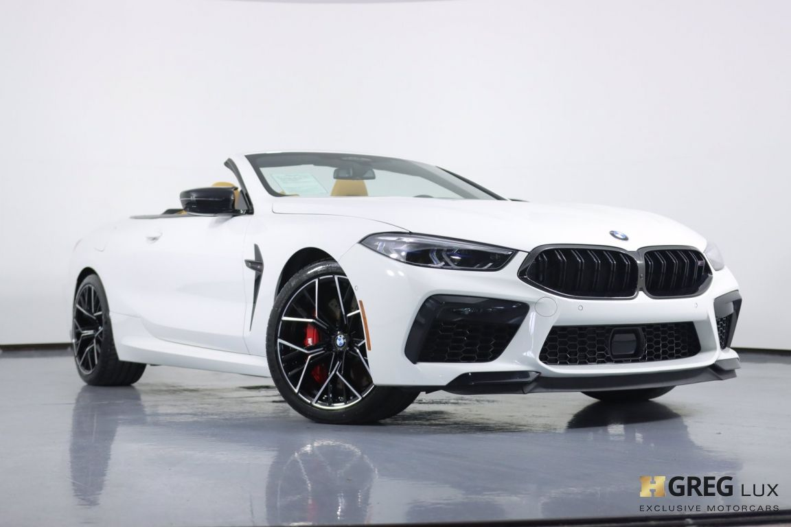 2022 BMW M8 Competition #29