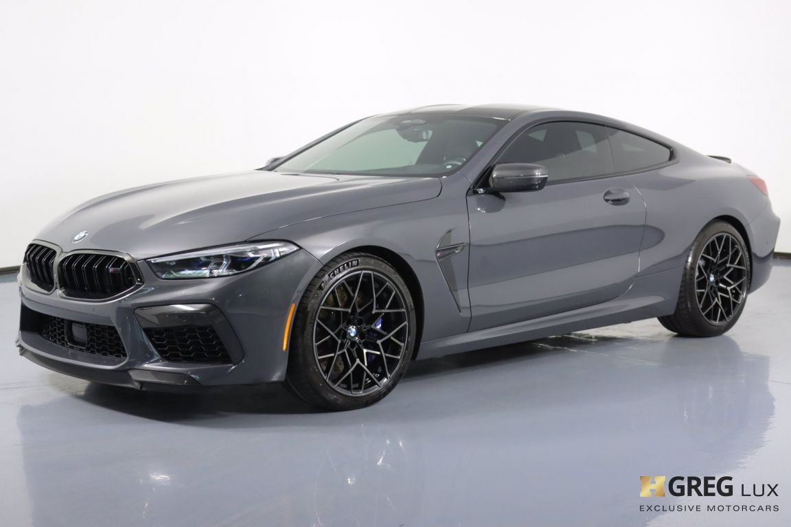 2020 BMW M8 Competition #25