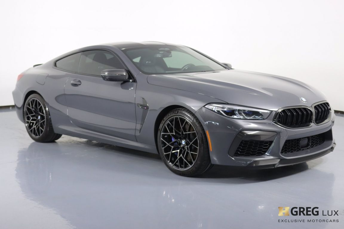 2020 BMW M8 Competition #8