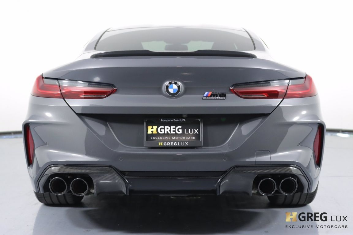 2020 BMW M8 Competition #15