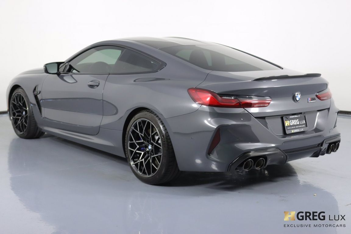 2020 BMW M8 Competition #19