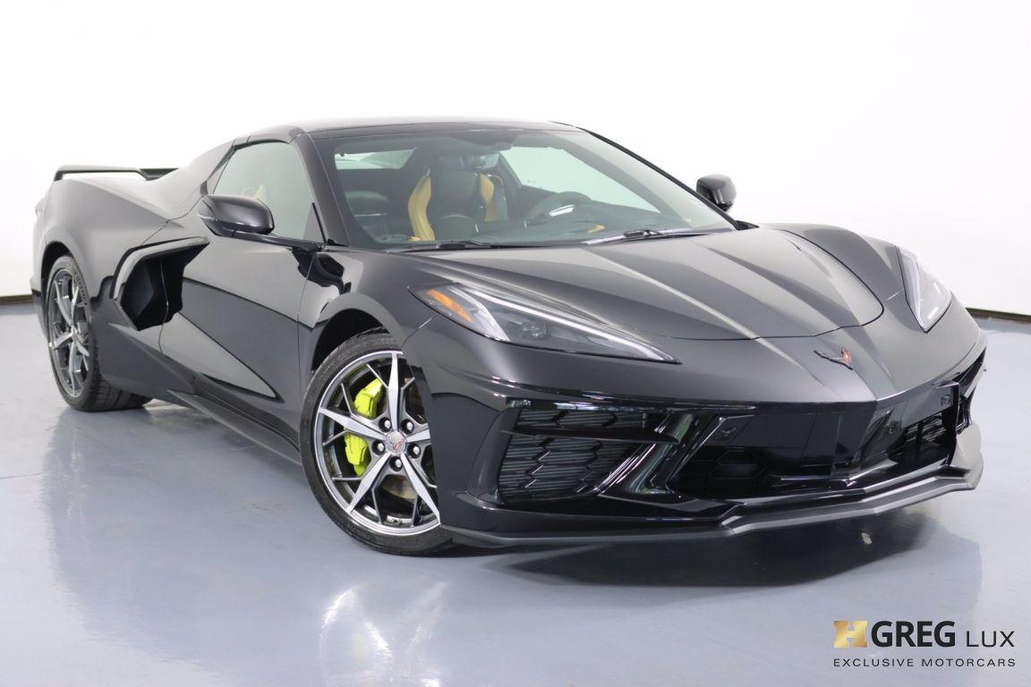 2021 Chevrolet Corvette 2LT #0