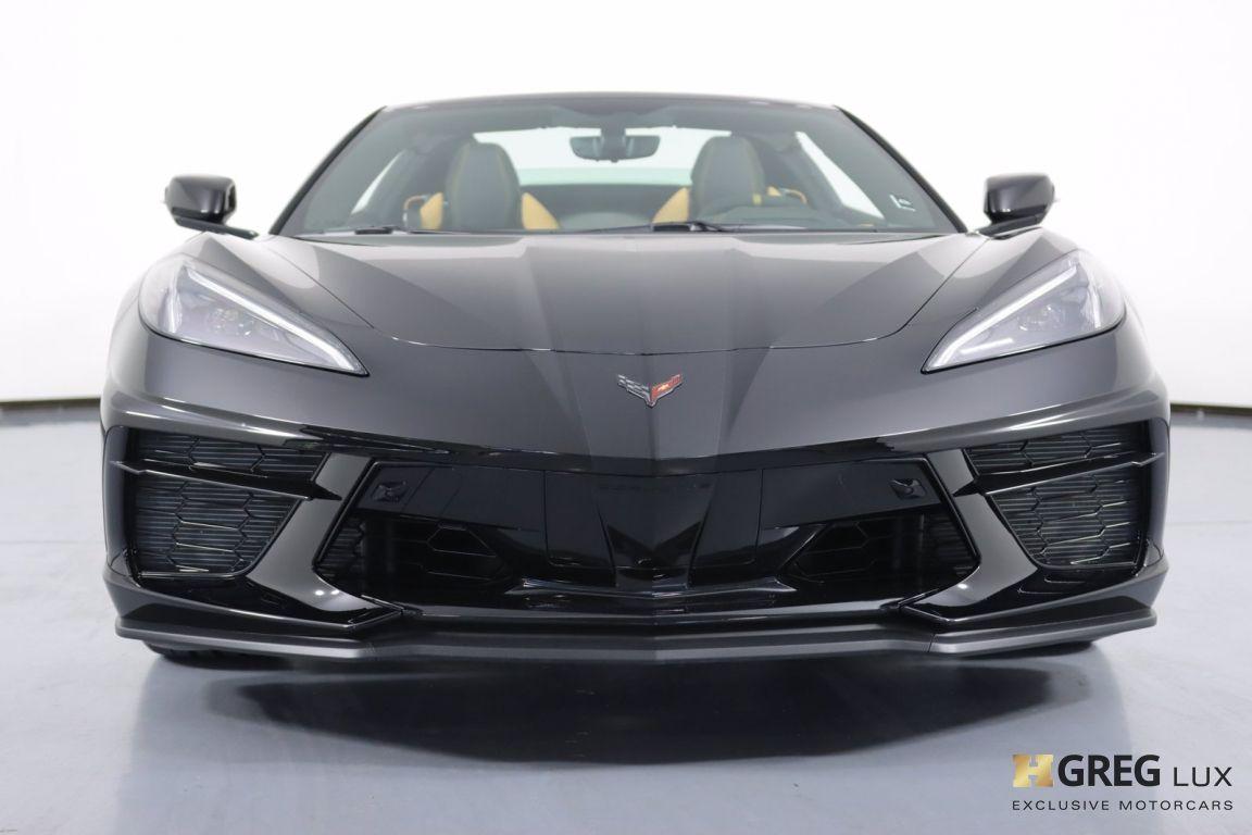 2021 Chevrolet Corvette 2LT #4