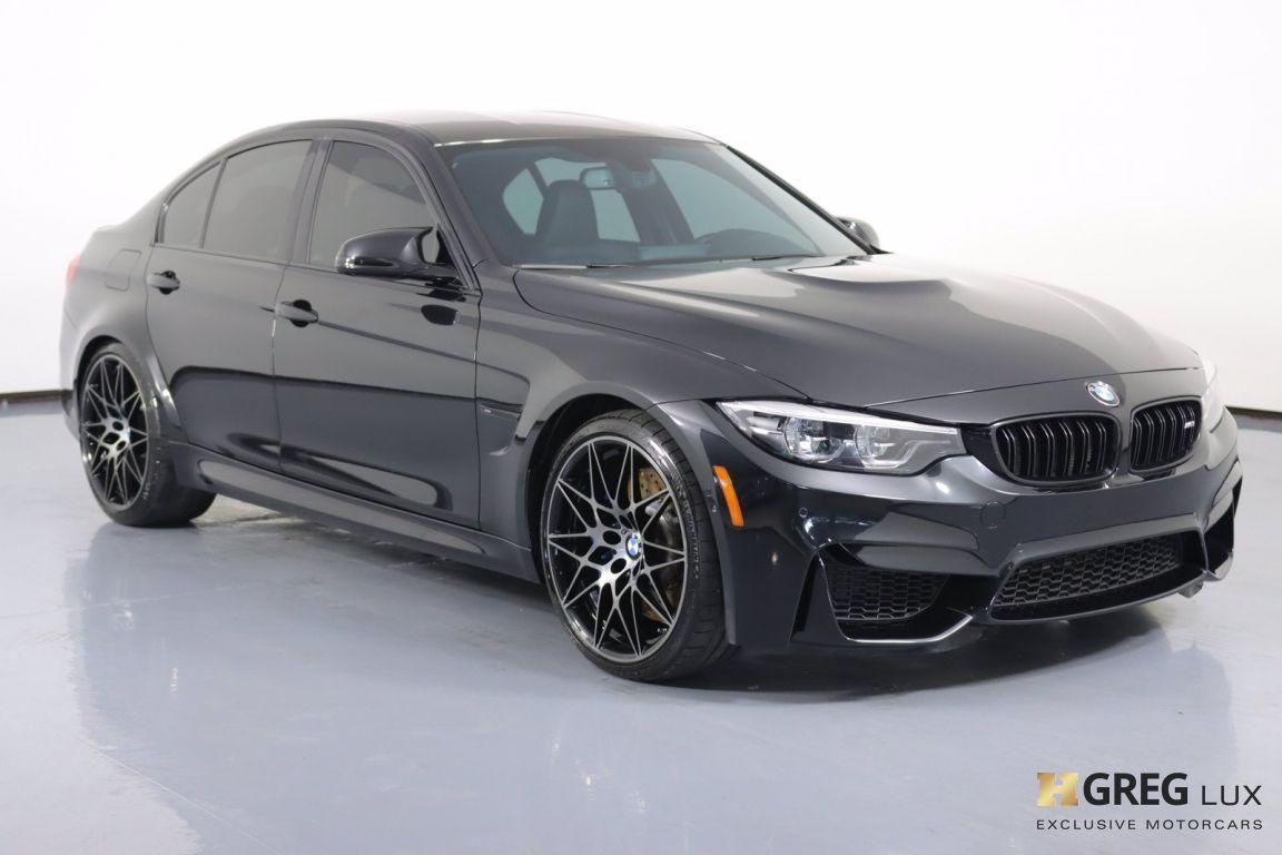 2018 BMW M3  #9