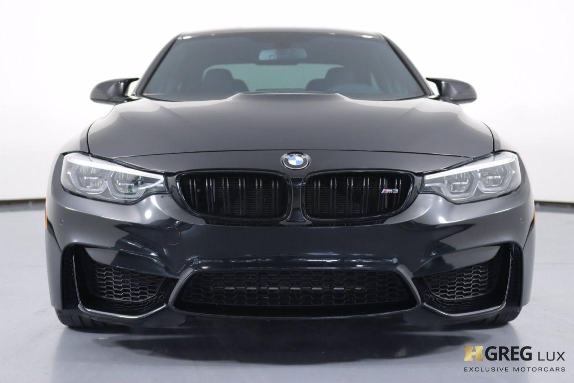 2018 BMW M3  #3