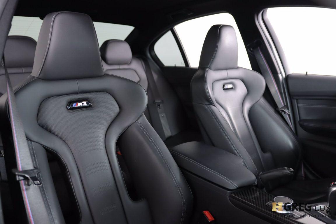 2018 BMW M3  #31