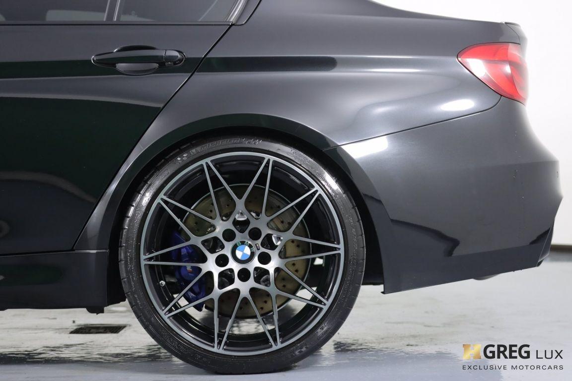 2018 BMW M3  #23