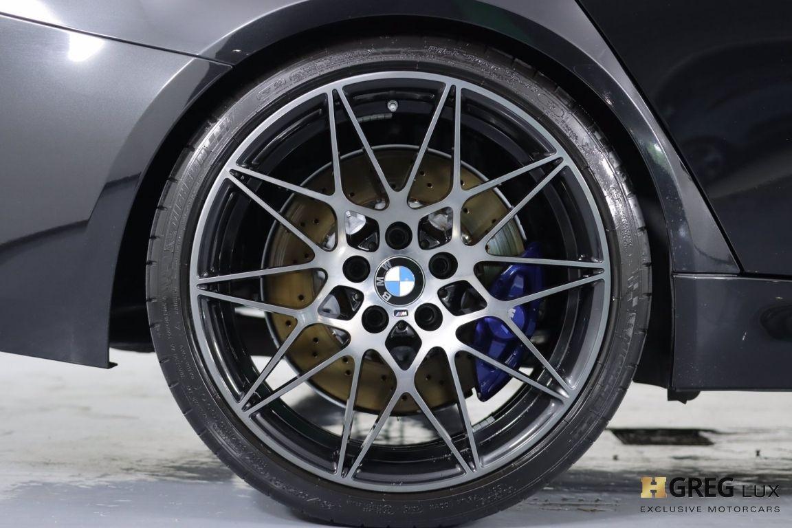 2018 BMW M3  #14