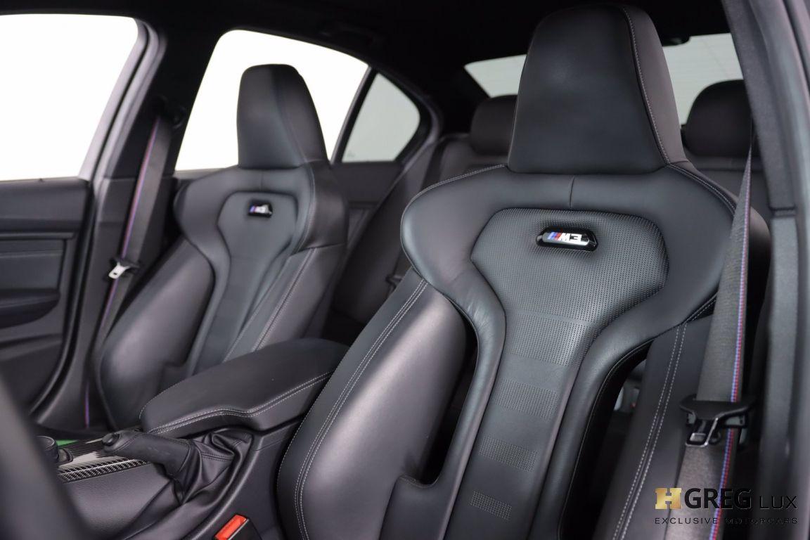 2018 BMW M3  #2